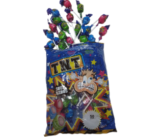 TNT Lollipops