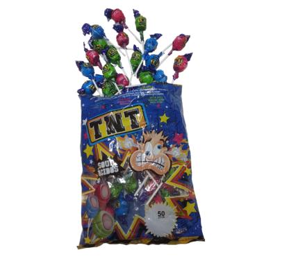 TNT Lollipops